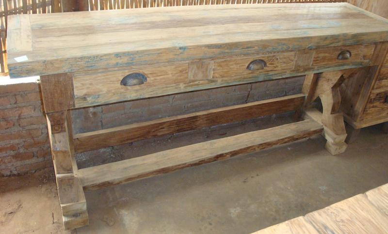 Binnen kort bij ons te koop wandtafels collection antiek koloniaal - Briketten badkamer ...